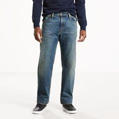 Levi's 569 Loose Straight Fit Jeans - Men's 32x30
