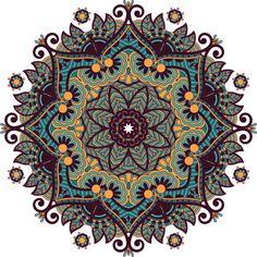 mandalas - Color