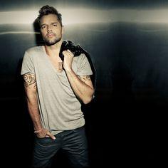 Ricky Martin actuará en Málaga, Madrid y Mérida en septiembre
