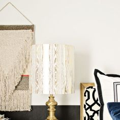 1189 best diy lampshade ideas images on pinterest in 2018 diy make a custom drum lampshade using wrapping paper this one is gold and ivory faux solutioingenieria Gallery