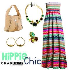 hippie chic   Hippie Chic °°Fashion Trends°°   CRABTRENDS