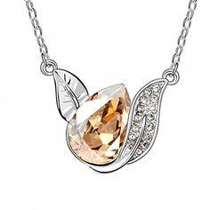 TAOTAOHAS Damen Anhänger Halskette mit Crystallized Swarovski Elements Kristall Golden Shadow 18K 750 Weißgold, Geheimnis der Blume TAOTAOHAS-Crystal http://www.amazon.de/dp/B00CJUHLTC/ref=cm_sw_r_pi_dp_6dAXub0KXBW4J