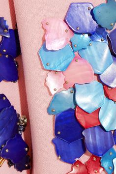 Peter Pilotto|Embellished wool-crepe mini dress