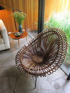 1950's chair... Franco Albini