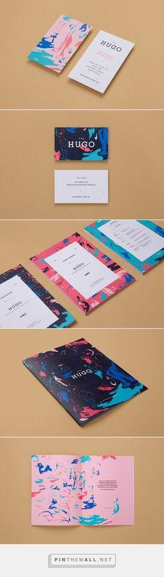 The Hugo Branding by StudioBrave | Fivestar Branding – Design and Branding Agency & Inspiration Gallery