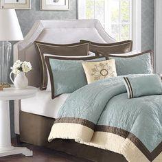 Madison Park Melanie 9-piece Comforter Set - Overstock Shopping - Great Deals on Madison Park Comforter Sets