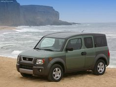 honda element-perfect lifestyle car