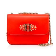 Bags - Sweet Charity Small Chain Bag - Christian Louboutin