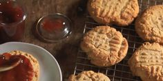 Nancy Fullers's Peanut Butter Cookies- I made these! They are so good! I am now convinced all peanut butter cookies need peanut butter chips in them!