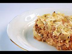 Rakott karfiol - YouTube Casserole, Oatmeal, Pie, Breakfast, Youtube, Food, The Oatmeal, Torte, Morning Coffee