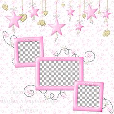 """Layout QP 7C CAFS…..Quick Page, Digital Scrapbooking, Catch A Falling Star Collection, 12"""" x 12"""", 300 dpi, PNG File Format"""