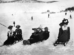 The Kiandra Snowshoe Club was formed in 1861, after Scandinavian miners introduced snowshoeing (skiing) to the New South Wales mining town (Australia)