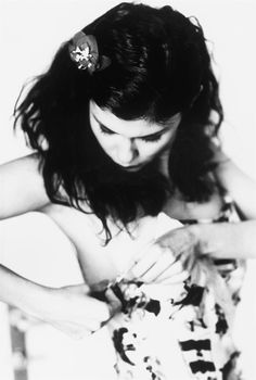 Audrey Tautou (by Ellen von Unwerth for Vogue Germany, Ellen Von Unwerth, Audrey Tautou, Vanity Fair, Label Image, French Models, French Actress, Vogue Magazine, Beauty Women, Fashion Models
