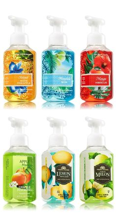 Bath Body Works Relaunches Hand Soaps for Spring 2014 - Bath And Body Care - Perfume Bath Body Works, Bath N Body, Bath And Body Works Perfume, The Body Shop, Advantages Of Green Tea, Sephora, Neutrogena, Body Makeup, Hand Makeup