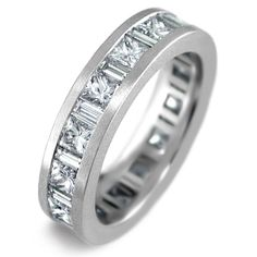 Settings 14kt All White Ladies Wedding Rings Set Diamond Wedding Rings Wed03aa2