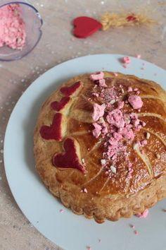 Galette des rois aux pralines roses. Battle Food #39.
