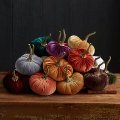 Large Velvet Pumpkins WHOLESALE PRICE must order 24 or MORE pumpkins; wedding decor, fall decor, wholesale home decor, best selling item Fall Wedding Centerpieces, Pumpkin Centerpieces, Table Centerpieces, Wedding Decor, Rustic Wedding, Wedding Ideas, Diy Wedding, Velvet Pumpkins, Fabric Pumpkins