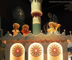 """it's a small world"" ~ Fantasyland ~ Magic Kingdom ~ Disney World"