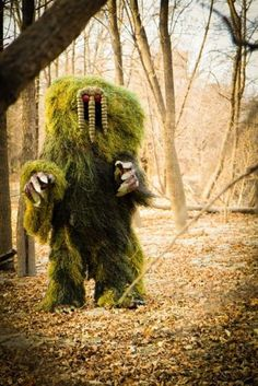 Man-Thing Cosplay