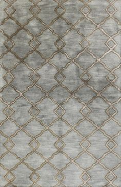 Contemporary patterns in updated colors, highlighted by shimmering viscose, give this extensive and unique tufted collection a stunning appearance at an incredible value.RugStudio # 127719Brand: BashianCollection: GreenwichStyle: Transitional Weave:...