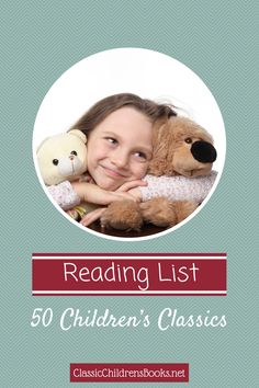 I recently discovered The Classics Club and was inspired to create a list of 50 children's classics to read and review over the next 3 years. Click for full list.