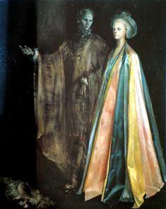 Leonor Fini (Argentine 1907–1996) [Surrealism]