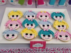 Lalaloopsy Theme: The Cookies