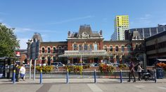 Portsmouth and Southsea Railway Station- Built in 1847 My Photo Portsmouth England, Hampshire, Seaside, The Good Place, Arrow, My Photos, The Past, Street View, Study