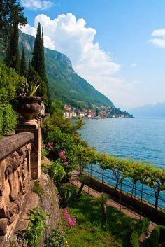 Villa Monastero, Varenna · Lago di Como Italy