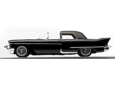1958 Cadillac   1958 Cadillac Eldorado Brougham Town Car Prototype