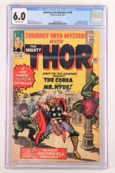 1964-Journey-Into-Mystery-Thor-105-incl-Avengers-Comic-Book-CGC-Graded-6-0