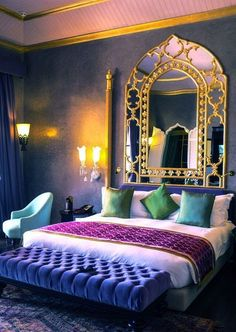 76 Best Moroccan Bedroom Decor images in 2019 | Bedrooms, Diy ideas ...
