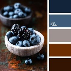rich brown  - For more colour inspiration check http://www.wonenonline.nl/interieur-inrichten/kleuren-trends/