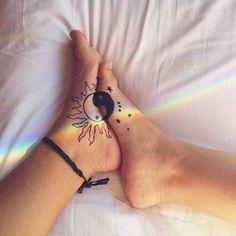 Yin Yang Tattoos Tumblr