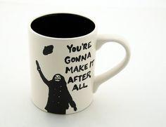 Mary Tyler Moore Fan art coffee mug by LennyMud on Etsy, $18.00