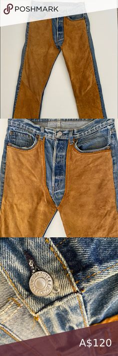 Plus Fashion, Fashion Tips, Fashion Trends, Vintage Levis, Brown Suede, Jeans Size, Stylists, Check, Pants