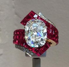 Lab Grown Diamond Rings Carat Diamond Ring Sterling Silver 7 Stone Diamond Ring Quality Diamond Rings For Women (Jewelry Gifts For Women) – Fine Jewelry & Collectibles Affordable Diamond Rings, Unique Diamond Rings, Unique Rings, Beautiful Rings, Diamond Engagement Rings, Diamond Jewelry, Unique Jewelry, Ruby Jewelry, Fine Jewelry