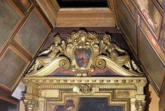 F0645 Paris IV eglise Sts-Gervais-Protais chapelle doree cote E rwk - Église Saint-Gervais-Saint-Protais de Paris — Wikipédia