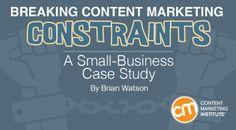 Breaking content marketing constraings