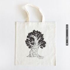 Add your initials to our new Carving Tree tote! So cute and on sale for $100.00. | CHECK OUT MORE IDEAS AT WEDDINGPINS.NET | #weddings #weddinggear #weddingshopping #shopping