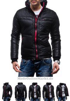Bei Amazon   BOLF Herrenjacke Herren Jacke Ski Steppjacke Winterjacke  FREESTEP S011 Schwarz S  4D4    31acffec0d