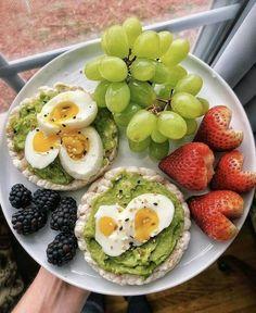 Healthy Meal Prep, Healthy Breakfast Recipes, Healthy Snacks, Healthy Eating, Healthy Recipes, Diet Recipes, Easy Recipes, Vegetarian Recipes, Protein Recipes