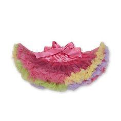 New Arrival Baby Girls Skirt Chiffon Tutu Sparkle Skirt Princess Party Newborn Pettiskirts Silk Ballet clothes YK&Loving TS138
