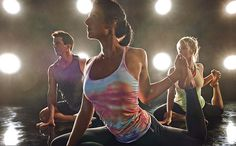 Les Mills Body Balance and Yoga