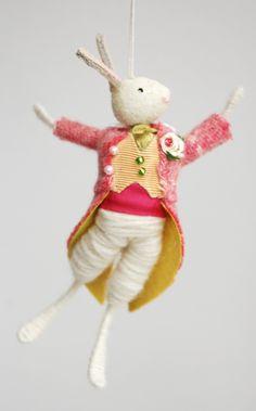 Halinka's Fairies - Easter Rabbits