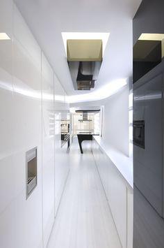Gorgeous Futuristic Interiors by A-Cero Architecture — Style Estate