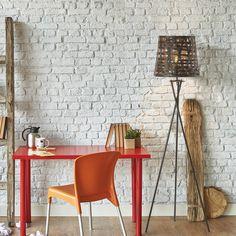 Αλλιώτικα.. Wishbone Chair, Flooring, Lighting, Brown, Furniture, Home Decor, Products, Decoration Home, Room Decor