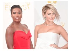 The Best Makeup, Hairstyle & Nail Polish Trends & Looks From 2014 Emmys - See Tons of Photos here>>