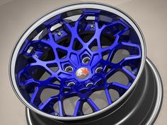 BS forged 3 piece wheel