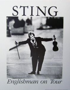 Sting English on Tour Music Concert 11x14 Print Poster Limited High Quality Best Price by mypostergallery, http://www.amazon.com/dp/B00A7BSRM0/ref=cm_sw_r_pi_dp_S38Nrb0A70XWY